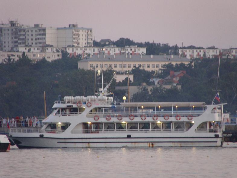 Прогулочное судно САЛАМАНДРА