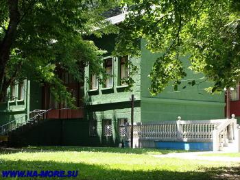 Бывшая дача Сталина на Рице